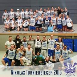 Nikolax Turniersieger 2015